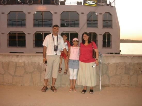 ลักซอร์, อียิปต์: Me n ma family in Luxor, Egypt