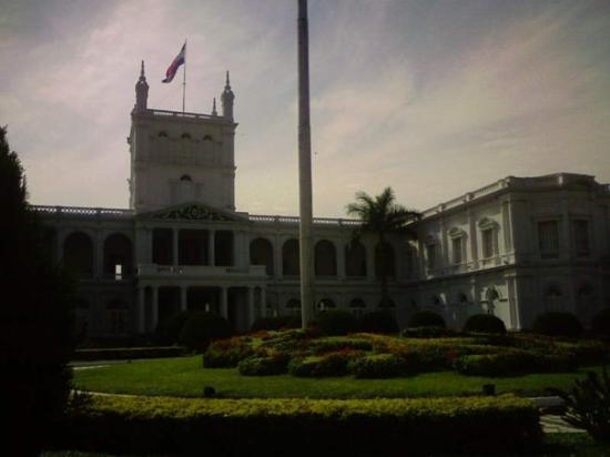 อาซุนซิอง, ปารากวัย: Casa de Gobierno, Asuncion