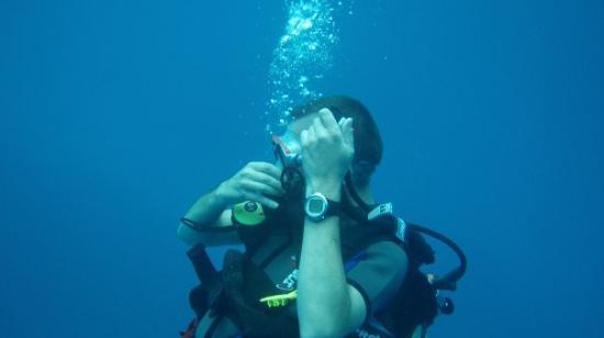 จังหวัดภูเก็ต, ไทย: papi unterwasser