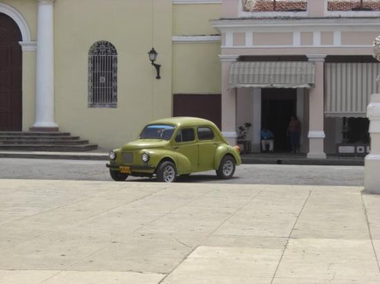 บาราเดโร, คิวบา: Cienfuegos