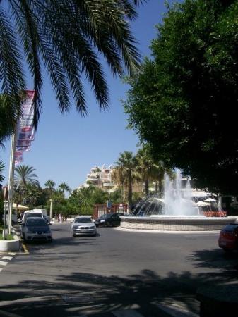 มาร์เบลลา, สเปน: Central Puerto Banus