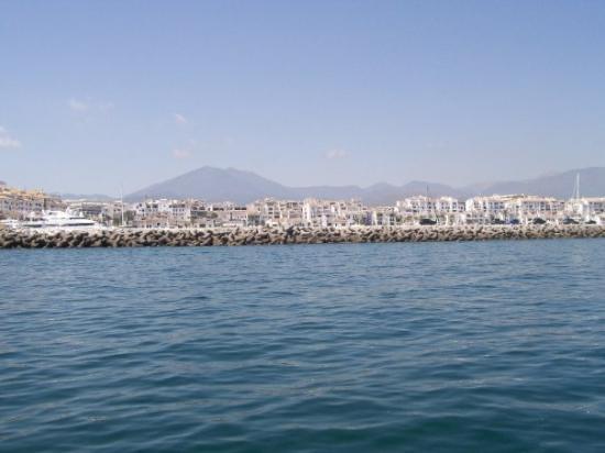 มาร์เบลลา, สเปน: Looking back on Puerto Banus
