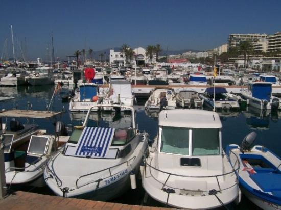 มาร์เบลลา, สเปน: Marbella Marina