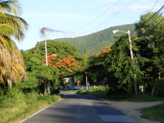 Yabucoa, เปอร์โตริโก: Highway 3, southeastern coast of PR