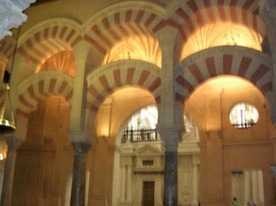 คอร์โดบา, สเปน: Interior Mezquita