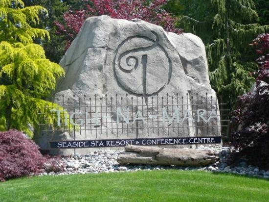 พาร์คสวิลล์, แคนาดา: Tigh-Na-Mara Seaside Resort and Conference Centre