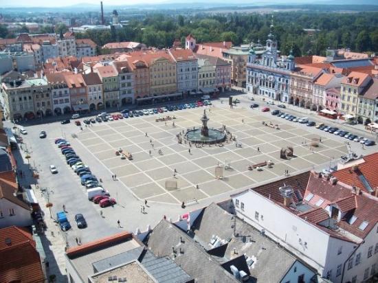 Ceske Budejovice ภาพถ่าย