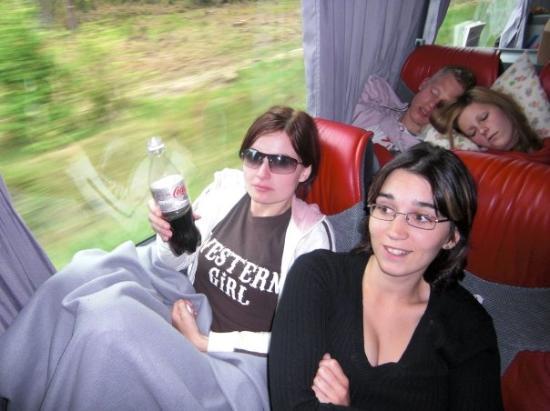 Grodno, เบลารุส: 22 h Busfahrt nach Weißrussland!