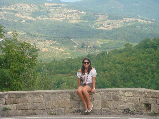 Wine Tours with Italy and Wine: Great View!