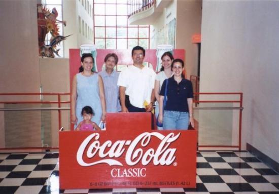 World of Coca-Cola: fuimos a coca cola