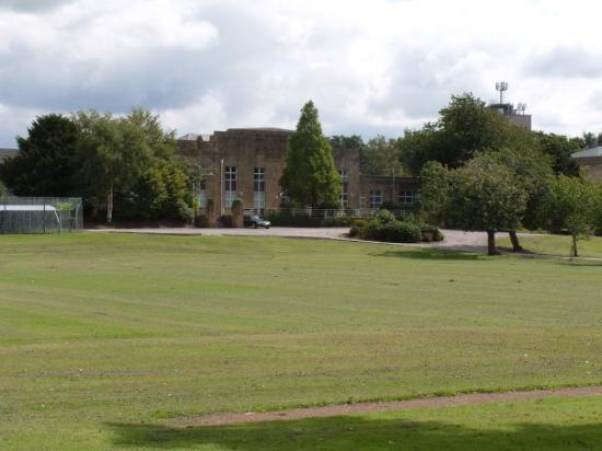 Lancaster, UK: my old school
