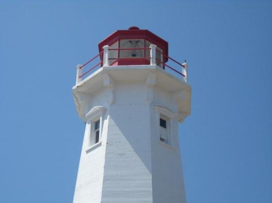 Peggy's Cove, แคนาดา: Louisburg Light     Cape Breton ,Nova Scotia