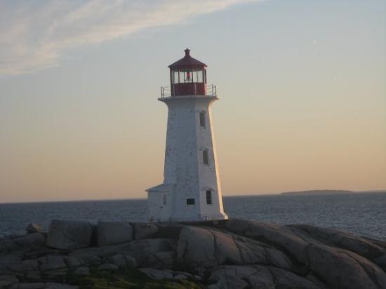 Peggy's Cove, แคนาดา: Peggy Cove Light house Nova Scotia