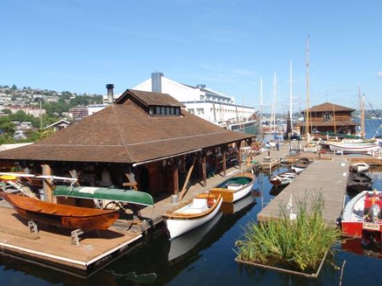 ซีแอตเทิล, วอชิงตัน: Lake Union (Seattle)