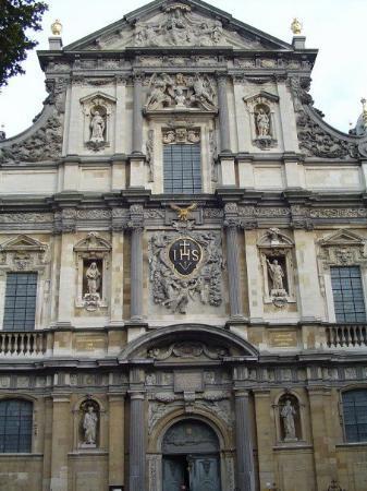 อันท์เวิร์พ, เบลเยียม: Saint Carolus Borromeus Church