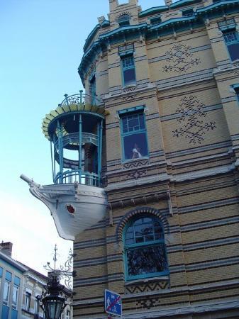 อันท์เวิร์พ, เบลเยียม: a nice balcony...