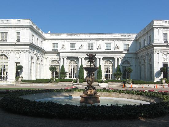 Newport Mansions: Rosecliff, one of our favorites