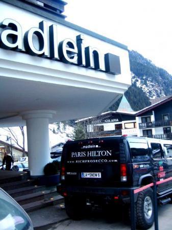 Hotel Madlein Photo