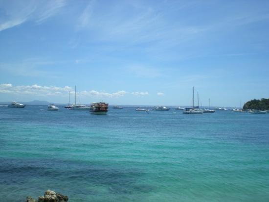 มากัลลัฟ, สเปน: View from Palma Nova beach