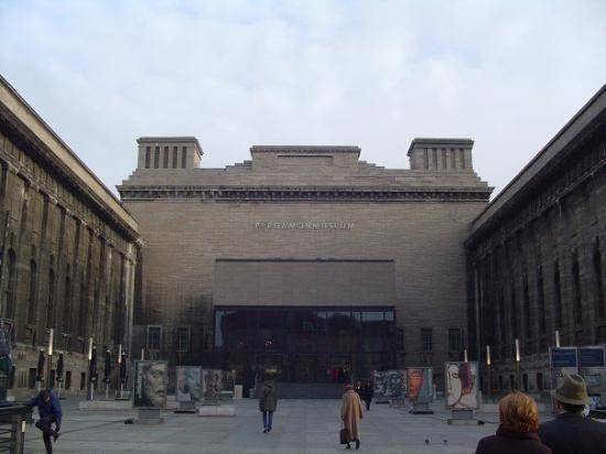 พิพิธภัณฑ์เปอร์กามอน: Pergamon Museum, amazing