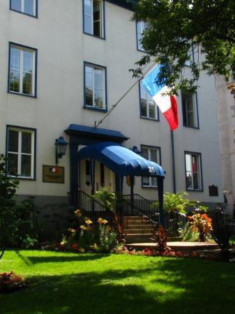 ควิเบกซิตี, แคนาดา: Consulat Francais