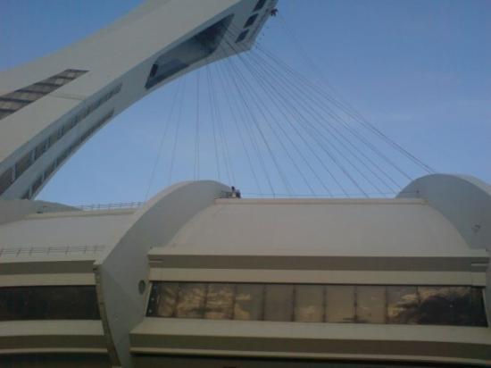 ควิเบกซิตี, แคนาดา: Stade olympique Montreal