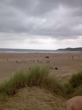 Woolacombe Beach Foto