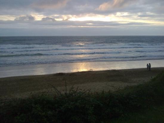 Woolacombe Beach ภาพถ่าย