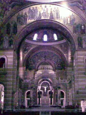 Cathedral Basilica of Saint Louis ภาพถ่าย