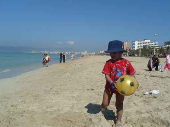 ปัลมาเดมายอร์กา, สเปน: Playa De Palma, Majorca