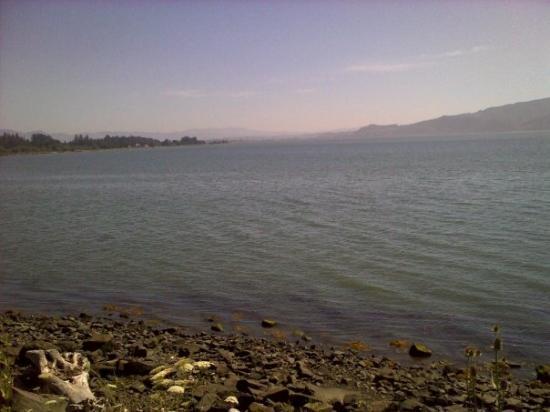 Bay City, ออริกอน: The Oregon coast