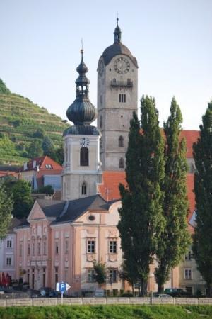 Dürnstein, النمسا: Durnstein, Austria
