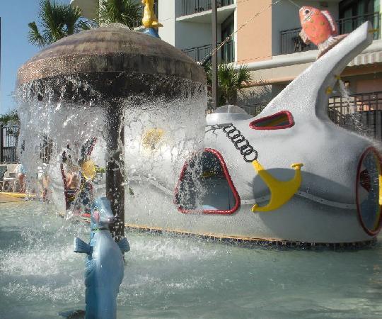 Caribbean Resort And Villas: Kiddie Pool