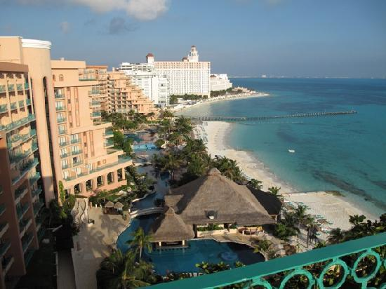 Grand Fiesta Americana Coral Beach Cancun: a peice of the northern view