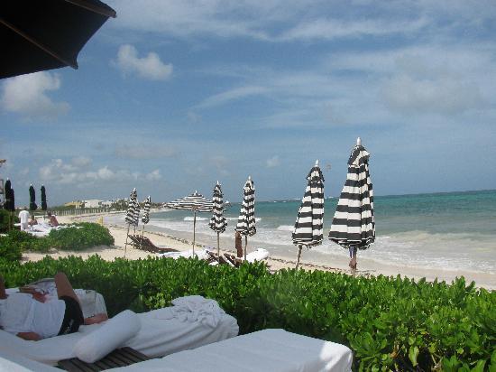 Rosewood Mayakoba: RM beach
