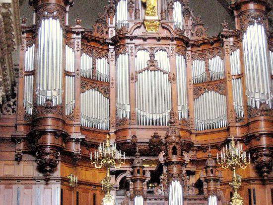 Berlin Cathedral: Organ