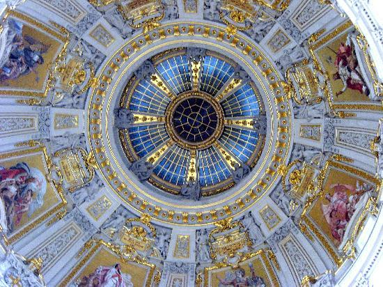 Berliner Dom: Dome