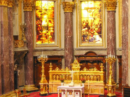 Berlin Cathedral: Alter