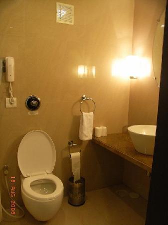 ฟีนิกซ์ พาร์คอินน์ รีสอร์ท: toilet