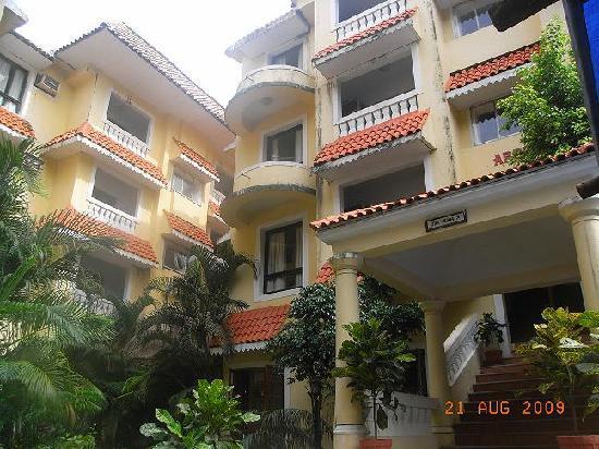 ฟีนิกซ์ พาร์คอินน์ รีสอร์ท: Other apartments