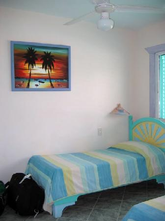 Hotel Residence Playa Colibri: Spare room with two single beds