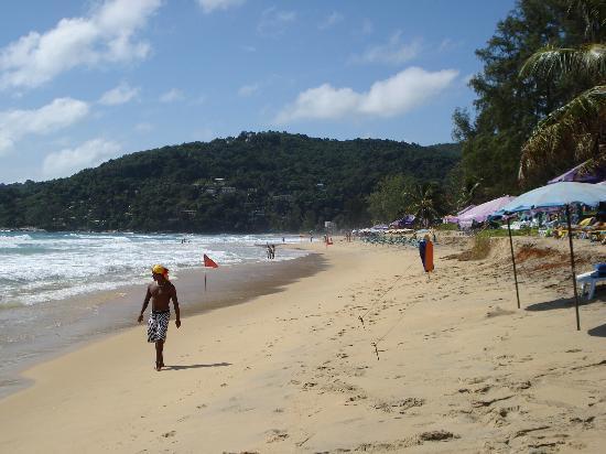 กะรน ซี แซนด์ รีสอร์ท: Karon Beach