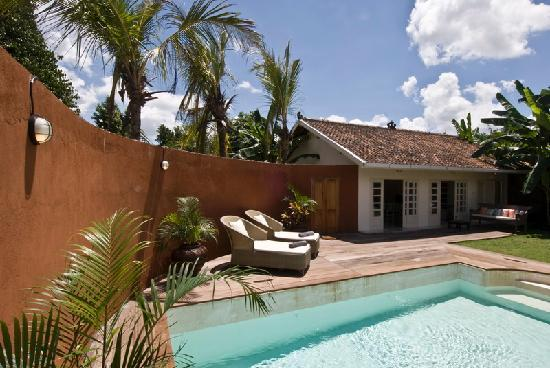 Villa Pondok Terra Yogyakarta: Pondok Terra: Villa Silver, charming Javanese styled Villa with private pool