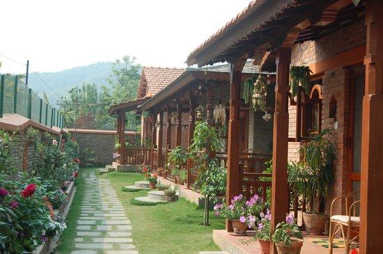 Vardan Resort n' Apartment: Ground rooms