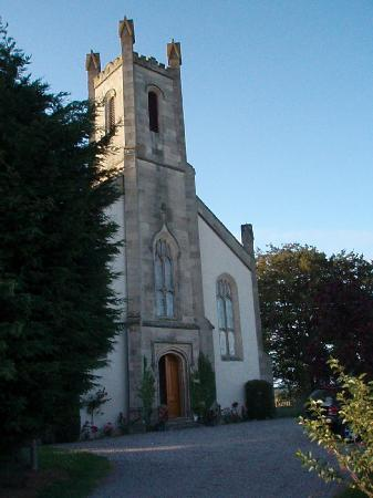 The Old Church of Urquhart: The Church