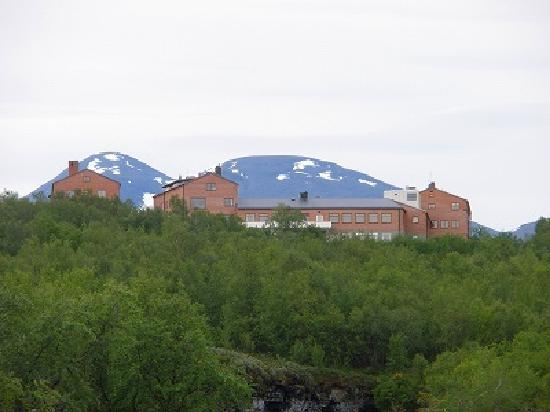 STF Abisko Mountain Station: 全体
