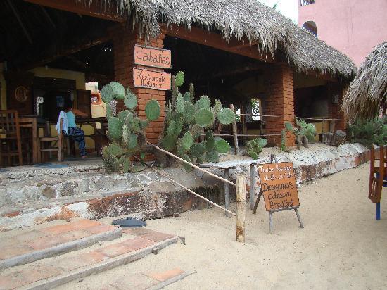 Posada Mexico: Acceso
