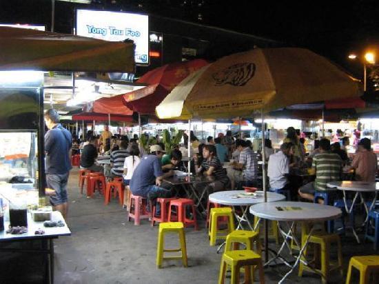 Penang Bazaar: 今日も満員御礼
