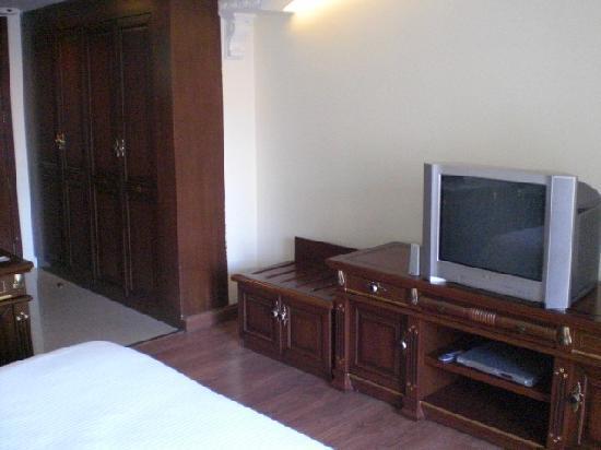 โรงแรมแอลเค เมโทรโปล: Nice room