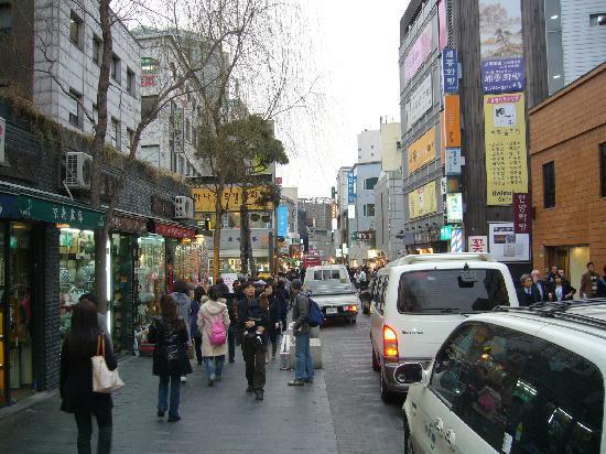 อินซาดง: 仁寺洞メインストリート